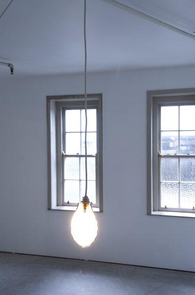 Sonya Lacey, Lamp, 2011